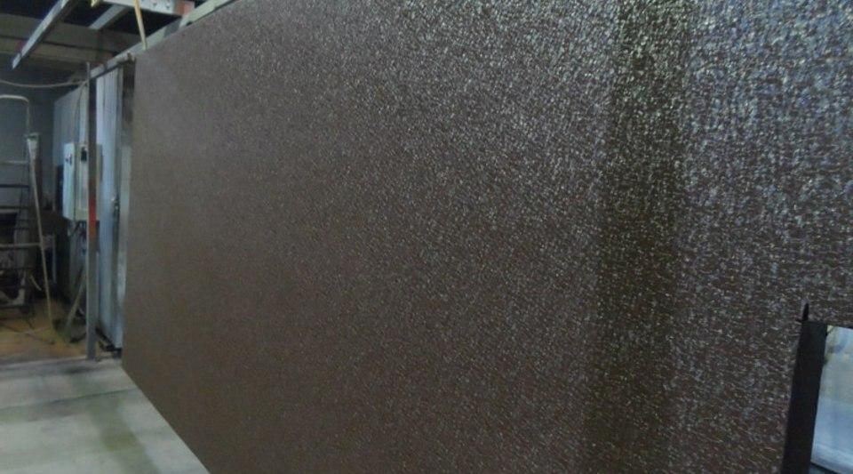Порошковая покраска бетона завод бетона вакансии